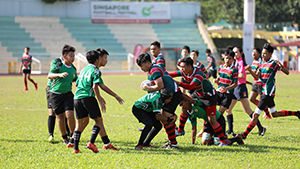 \'C\' Division Rugby Champions